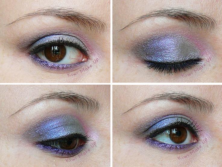 Make Up Lavanda e Galassia