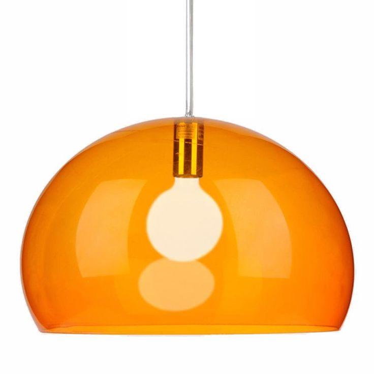 FL/Y taklampa, orange i gruppen Belysning / Lampor / Taklampor hos RUM21.se (100517)