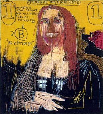 """""""Mona Lisa,"""" 1983 