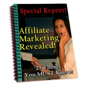 Maybe you've already joined a couple of Affiliate programs yourself... Making any money at it?...  By now you've probably heard all the horror stories - tales of people trying Affiliate marketing' putting in hundreds of hours of hard work trying to promote various Affiliate programs - yet they make nothing' month after month. Or maybe a few dollars here and there...