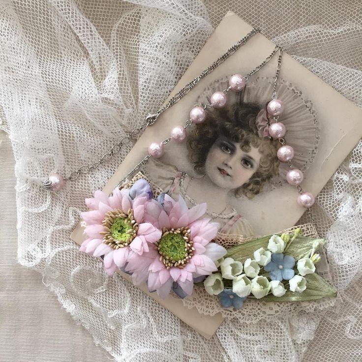 Henriette《布花作家》
