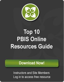 Positive Behavior Support (PBIS) | Behavior Intervention | CPI