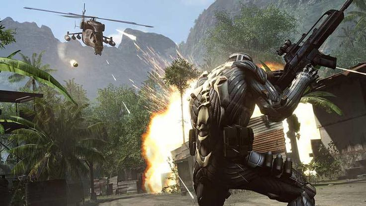 Don't be surprised! My 'Crysis World' refers to the entire virtual space occupied by Crysis and elements in the real world of human beings. Here I would take you to the entire journey of the Crysis Series and then I would reveal the hidden secrets behind the Release of Crysis 4.