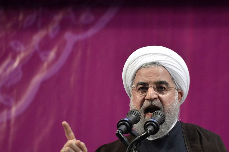 """Iran's Rouhani backs Qatar, rejects """"siege"""" http://betiforexcom.livejournal.com/25584717.html  Iranian President Hassan Rouhani voiced support on Sunday for Qatar in its confrontation with Iran's rival Saudi Arabia and its allies, saying a """"siege of Qatar is unacceptable"""", the state news agency IRNA reported. Saudi Arabia, the United Arab Emirates, Egypt and Bahrain cut ties with Qatar on 5 June, accusing it of support for Islamist militants, an allegation Qatar denies. They have since…"""