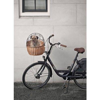 Olive - Basil Pluto Bike Basket - Bike Baskets & Sport