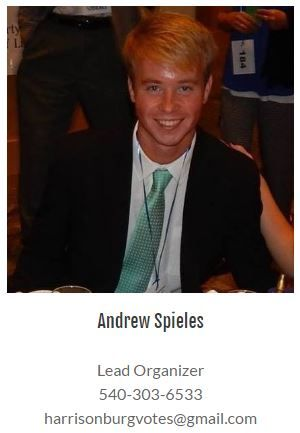 Young Virginia Democrat Andrew Spieles confessed this week to registering 19 dead people to vote for Hillary. Maybe someday young ...