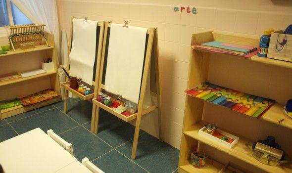 Aires de cambio ¿Cómo es un aula Montessori?