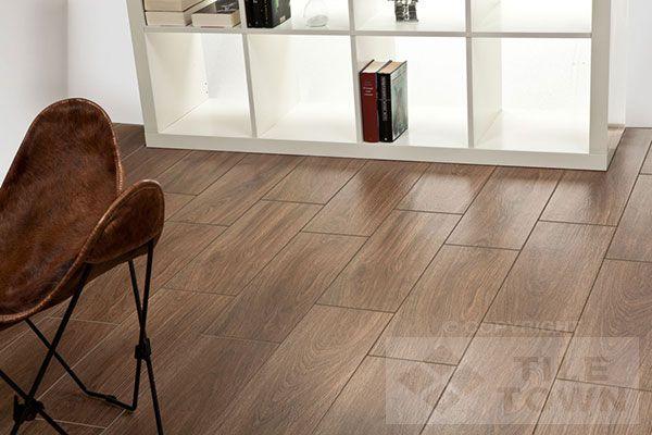 Sherwood Roble Floor Tiledark Chestnut And Walnut Tones