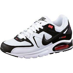 <title>Nike Air Max Command Sneaker Herren weiß/schwarz im Online Shop von SportScheck kaufen</title>