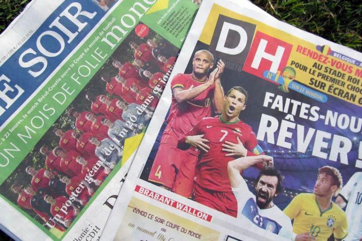 今年は強いぞ、W杯ベルギー代表「Red Devils」分裂寸前の国家を繋ぎとめる?