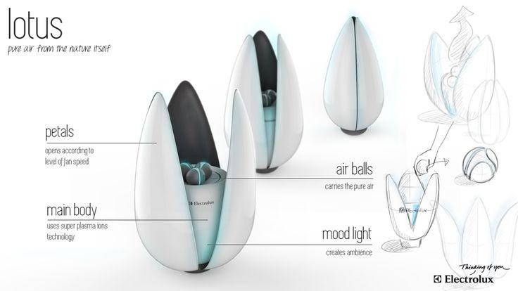 Lotus - Electrolux design lab 2014 PLEASE VOTE IT !!! Until 16 May 2014