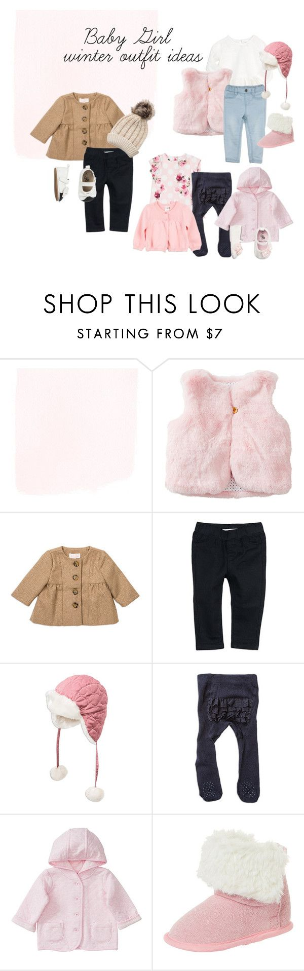 """""""BABY GIRL - Winter Outfit Ideas"""" by mrsandmummy on Polyvore"""