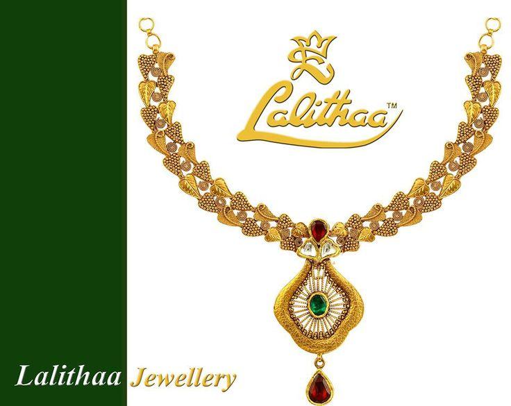 Lalithaa Jewellery  Your Dream Jewellery Antic Jewellery