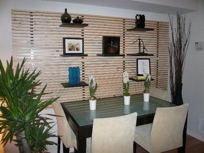 MANDAL Headboards as Architectural Installation