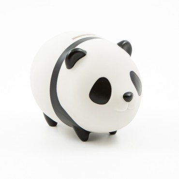 How could you not fall in love with this super Cute Piggy Bank - Meet Pon the Panda! $20