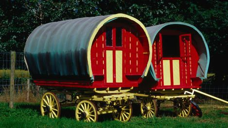 unusual places to stay in ireland