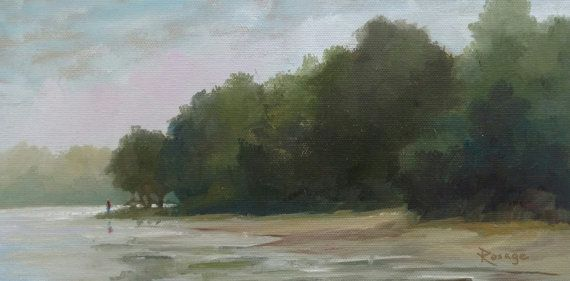 Coastal NC Landscape... Banks of New River... by artisticrelease