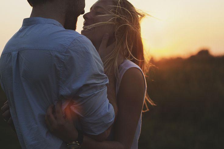 Gosia&Robert  #love #engagement #miłość #sesjanarzeczeńska #goldenhour