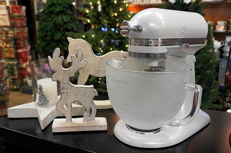 Legendarny pomocnik w kuchni. Mikser KitchenAid. #euroszklo #prezenty #kitchenaid