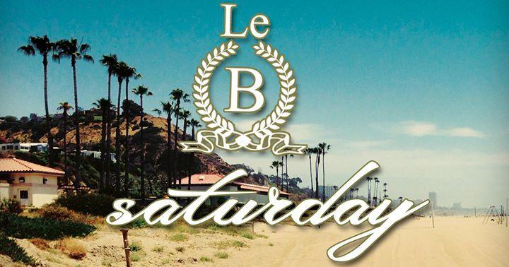 Le B Saturday , i nuovi hapy hour targati Le B Club !!  _____________________  Ogni Sabato a partire da giorno 22 luglio presso le b club ( pista in spiaggia ) si svolgerà il nostro nuovo format: LE B SATURDAY !!  ______________________  Start: 16.30 infoline: 340 312 5732  -- DJ SET BY --     Matteo Serratore     Francesco D'augello  -Musica -Drink -FOOD -Pista in spiaggia -Divertimento E TANTO ALTRO....  __________________