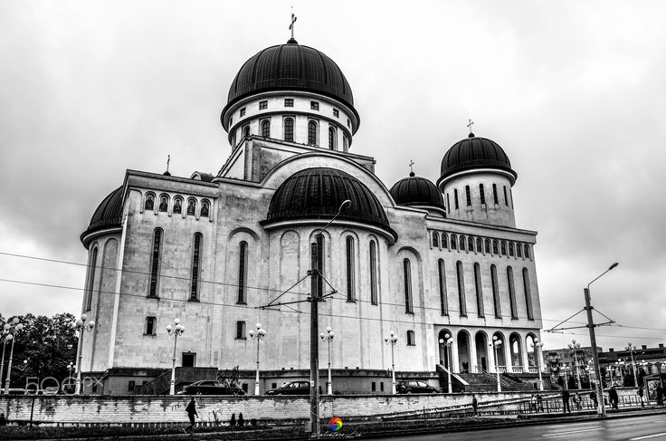 Chapel! - ©2014 Very old Chapel in Romania-Arad City!
