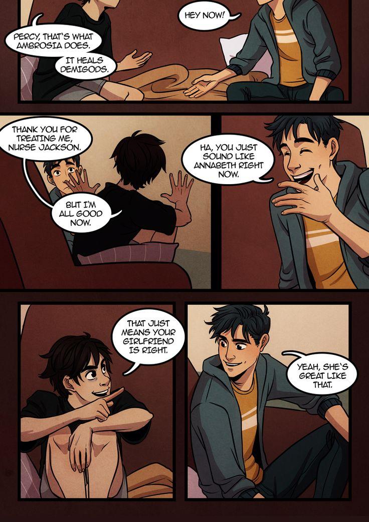 feels like home comic by monkeyscandance Page 7