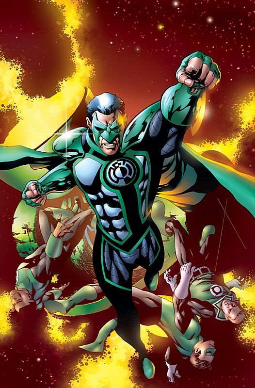 TALES OF THE SINESTRO CORPS PRESENTS PARALLAX #1