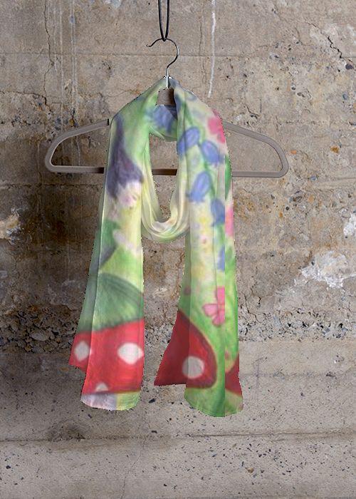 Cashmere Silk Scarf - unicorn by VIDA VIDA ztPW3k9K
