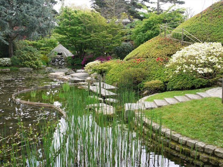 Les 25 meilleures id es de la cat gorie pont de jardin sur pinterest paysage de lit de rivi re - Stephane sauvage jardin boulogne billancourt ...