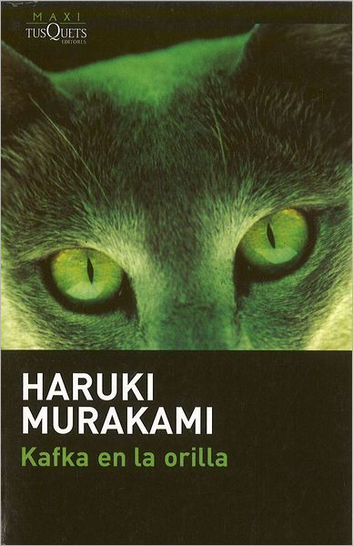 "69º Lectura Conjunta ""Kafka en la orilla"" de Haruki Murakami.  http://www.quelibroleo.com/kafka-en-la-orilla"