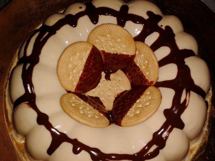 Gelatina de galletas María: | 20 Recetas deliciosas que puedes hacer con galletas María