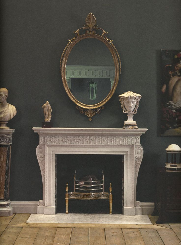 Reproduction Georgian Fireplaces Part - 29: Jamb Ltd, Based In London, Is Home To The Finest Quality Antique Fireplaces,  Reproduction Fireplaces U0026 Fire Surrounds And Reproduction Antique Lighting.