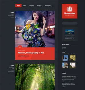 Photographia Photoblog for WordPress