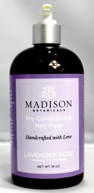 Vorkonditionierende Haarmaske  Lavender Rose – maynardc – #Haarmaske #Lavender #…