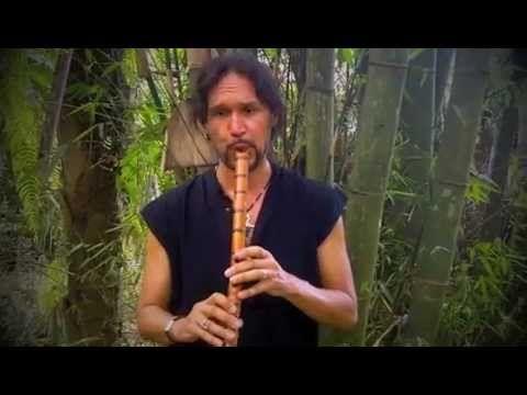 Pepe Danza : Shakuhachi Flute - YouTube