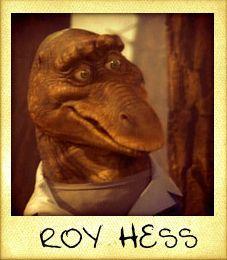 Roy Hess - Dinosaurs TV Show - Hufflepuff