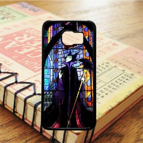 Maleficent Sleeping Beauty Princess Samsung Galaxy S7 Edge Case