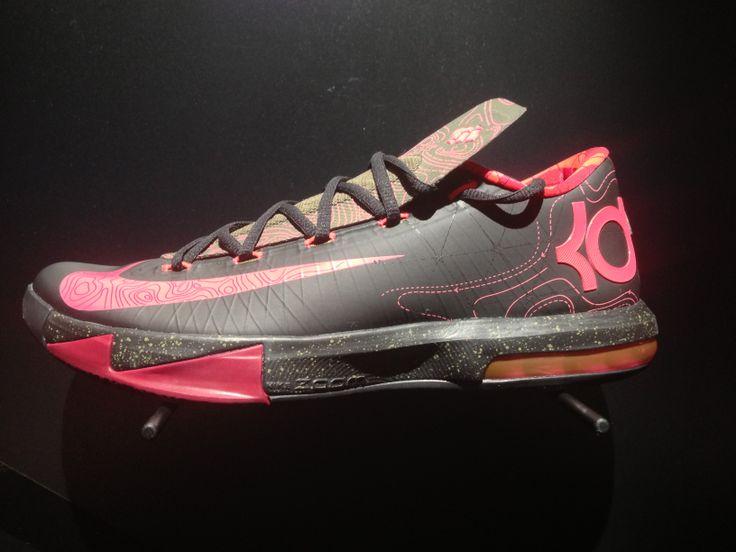 kd shoes | Kevin Durant's Nike KD VI shoe release (Photos)