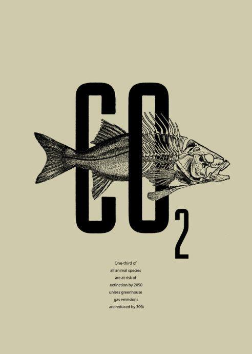 [转载]气候变化创意海报
