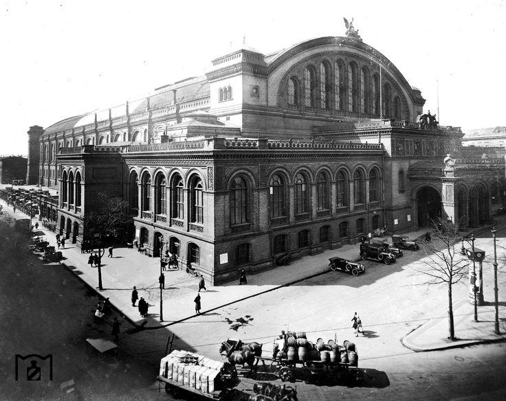 1930 Anhalter Bahnhof Berlin