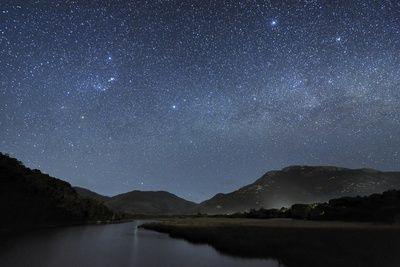 Milky Way Over Wilsons Promontory Photographic Print at AllPosters.com