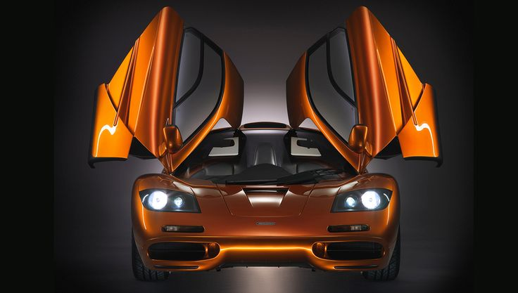 1992–1999 McLaren F1 | These 10 Cars Shattered World Speed Records