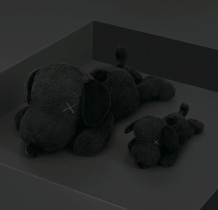 Kaws x Uniqlo — Peanut
