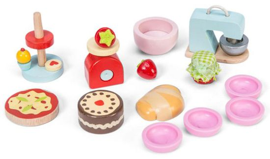 Make & Bake Kitchen pack | Le Toy Van Toys | Buy online DirectToys NZ
