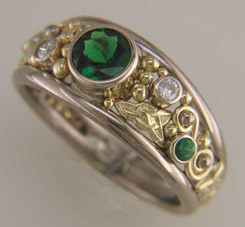 Irish Betrothal Ring