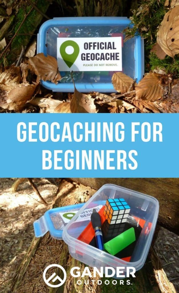Geocaching For Beginners Geocaching What Is Geocaching Camping