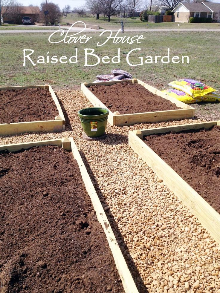 raised bed garden part 3