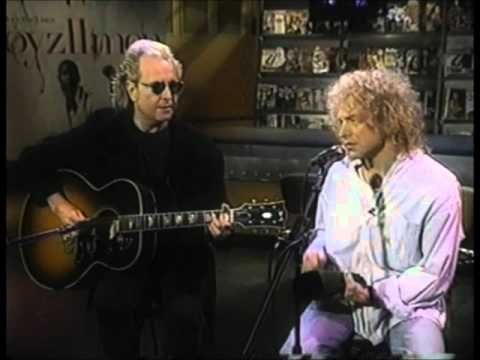 RADIO IN THE STUDIO - FOREIGNER ''4'' Interview 1995 2/3 - YouTube