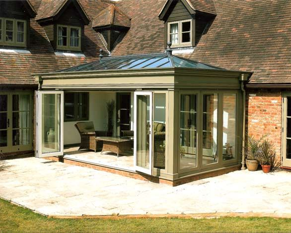 Stormseal southwest bi folding doors suppliers and for Conservatory doors exterior