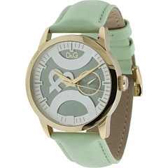 sea foam green watch! fun!~